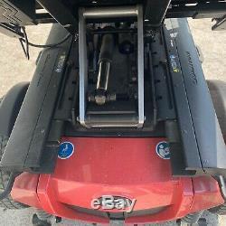 2015 Quantum q6 edge Mobility scooter
