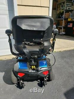 2019 Pride Mobility GO-CHAIR Travel Electric Powerchair, Slightly used