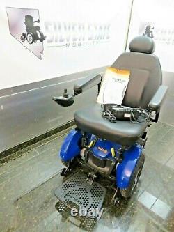 2019 Pride Mobility Jazzy Elite HD Heavy Duty Power Wheelchair 450lbs 22 Seat