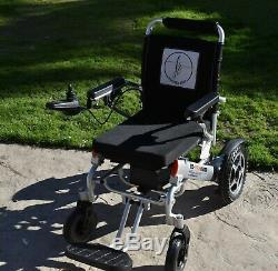2020 Ez Pro Rider Lightweight Fodable Electric Mobility Wheelchair