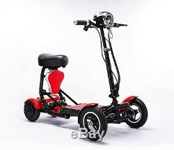 2020 Foldable Mobility Scooters FDA Approved Strong Frame Power Scooter
