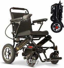 2020 Model Fold Travel Lightweight Heavy Duty Electric Power Scooter Wheelchair