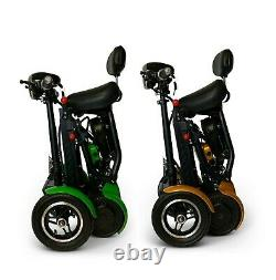 2021 Hawk Mobility Foldable Lightweight Mobility Electric Wheelchair Scooter