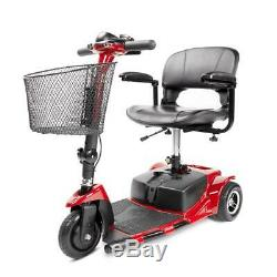 3-Wheel Mobility Scooter Electric Powered Mobile Wheelchair Device for Adults