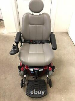 $5,800 Pride Mobility Jazzy Jet 3 ULTRA Electric Wheelchair Scooter