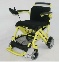 AirHawk Power Wheelchair Scooter USED ONCE BLACK PAID OVER 2000.00