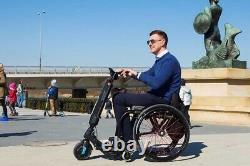 Blumil Power Wheelchair Attachment Scooter