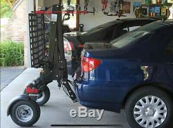 Bruno Chariot Mobility Scooter Wheelchair Powerchair Lift ASL-700 Trailer