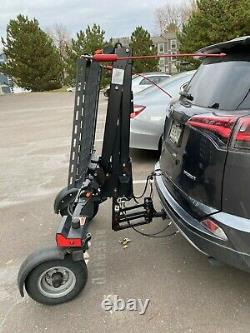 Bruno Chariot Model ASL-700 Electric Wheelchair/Scooter Lift Denver CO