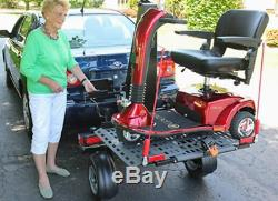 Bruno Chariot Scooter Wheelchair Powerchair Lift ASL-700 REFURBISHED UNIT