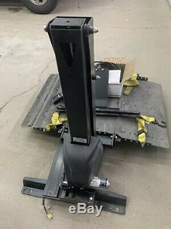 Bruno Joey Electric Wheelchair Scooter Lift 350 LB Lifting Capacity