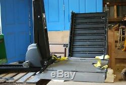 Bruno Joey Electric Wheelchair Scooter Lift 350 lb Lifting Capacity #2