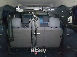 Bruno VSL-6000 Curbsider Scooter Powerchair Wheelchair Lift Hoist Pendant 250lb