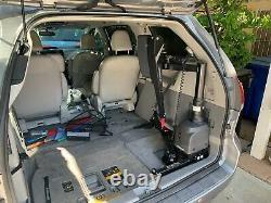 Bruno Vsl-6000 Power Chair Lift/Boom Black