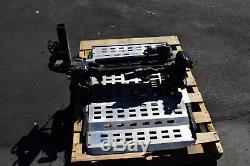 Bruno's ASL-250 exterior platform Wheelchair scooter powerchair lift SUV Vechile