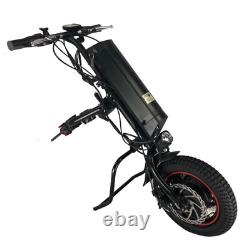 CNEBIKES 36V/350W 8.8ah Attachable Electric Handcycle Scooter for Wheelchair2020