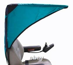 Canopy for Mobility Scooters and Power Wheelchairs Adult and Pediatric 4 Colors
