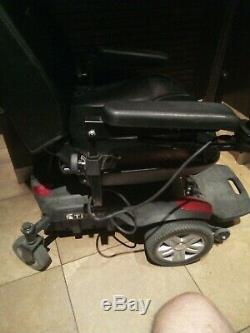 Drive Titan X16 electric wheel chair
