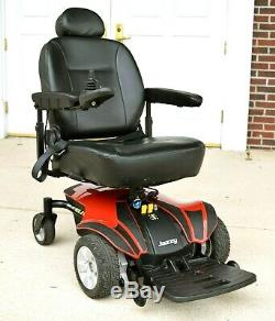 Electric wheelchair Jazzy Select Elite nice seat new batteries very nice chair