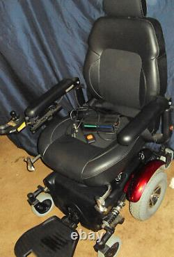 Electric wheelchair Merits Vision Super p327 BARIATRIC 450 pound
