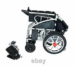 Foldable Heavy Duty Electric Wheelchairs FDA Approved Power Wheelchair