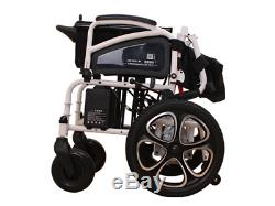 Folding Power Electric Wheelchairs Elderly Disabled Foldable Scooter Mobility CE