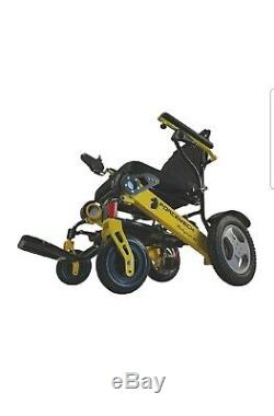 Forcemech Electric mobility wheelchair scooter