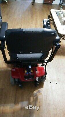 GO-CHAIR Pride Mobility Electric Powerchair, barely used