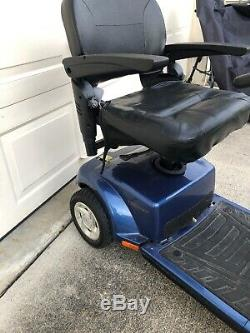 Golden Companion II 3 Wheel Mobility Scooter (Power Chair) 350lb MRC24- 4LX