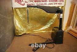 Harmar AL 425 Electric Wheelchair Scooter Boom Crane Lift 400 lb Capacity