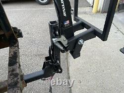 Harmar AL015 Micro Electric Scooter Wheelchair Lift 100 lb Capacity