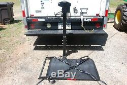 Harmar AL050 Micro Electric Scooter Wheelchair Lift 135 lb Capacity