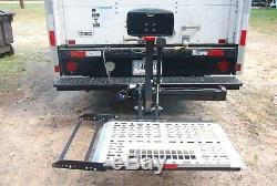 Harmar AL100 Electric Scooter Wheelchair Lift with Swingaway 350 lb Capacity #4