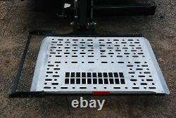 Harmar AL100 Electric Wheelchair Scooter Lift with Swingaway 350lb Capacity
