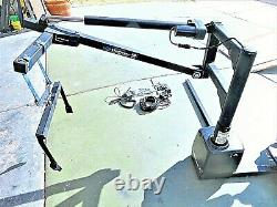 Harmar AL835 Pickup Truck 350lb Mobility Lift for Wheelchair/ Scooter