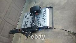 Harmar Scooter Wheelchair Lift, Model AL-100-12 withModel AL-105R2 swing away unit