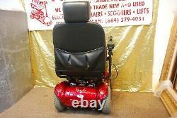 Heartway Rumba Heavy Duty Power Wheelchair Scooter 400 lb Capacity