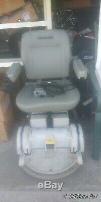 HoverRound Electric Chair MVP5. Battery/Charger Included. Completely Refurbished
