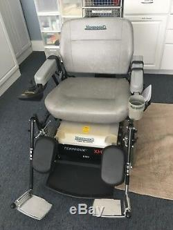 Hoveround Teknique XHD Electric Powerchair Mobility Scooter