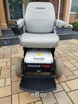 HoverrounD Power Wheelchair Scooter
