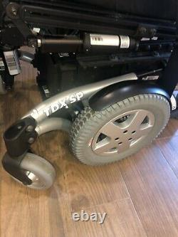 INVACARE TDXSP Power Wheelchair Scooter with Tilt, Recline and Legrest 2017 Model