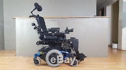 Invacare Electric Wheelchair & Ramps Tilt Motor Power Legs ALS Power Wheelchair