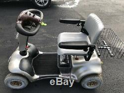 Invacare Panther MX-4 Medical Electric Wheel Chair Mobility Power Scooter READY