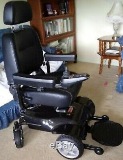 Invacare Pronto 31 Power Chair used front wheel drive electric wheelchair