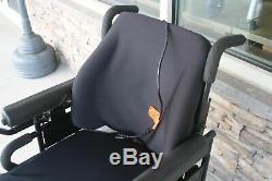 Invacare Pronto M71 Power Wheelchair Contoured Back 300 lbs. Limit 18x19