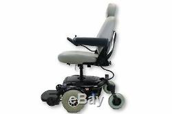 Jazzy 1103 Ultra Electric Powered Wheelchair Seat Elevate 20 x 19 Seat