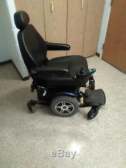 Jazzy 614 hd Power Wheelchair