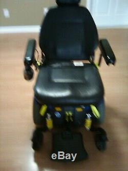 Jazzy 614 hd Powerchair