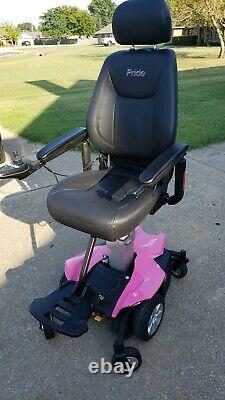 Jazzy Air Powerchair by Pride Mobility 2 years NEW! Literally, used once