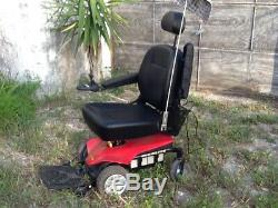Jazzy Electric Power Chair Mobility Scooter, New Battery, Shipping Option